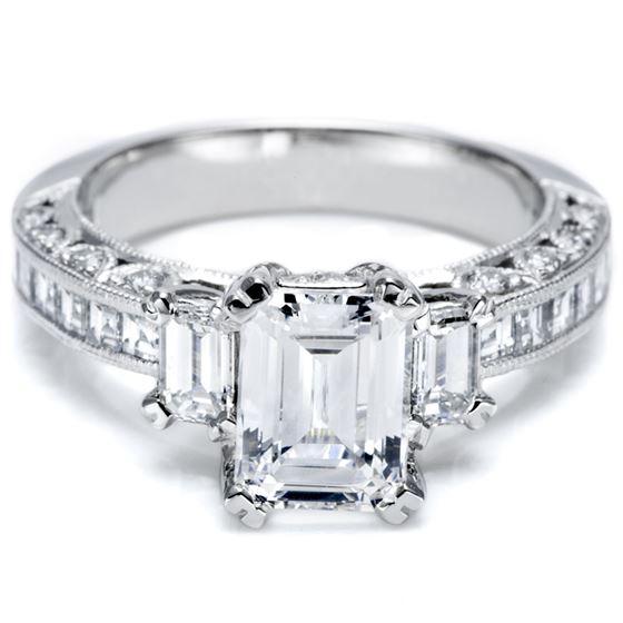 James Allen Emerald carat 13.38