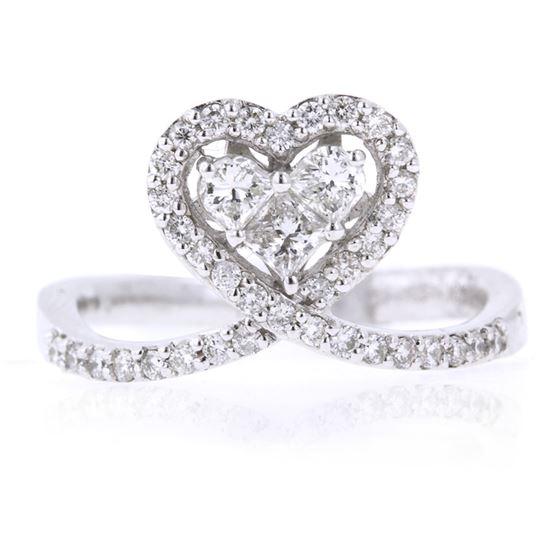 James Allen Heart carat 13.43