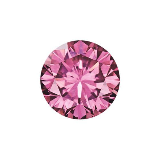 Cushion Pink Garnet