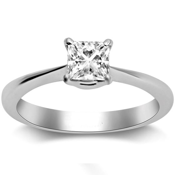 James Allen Princess carat 1.66
